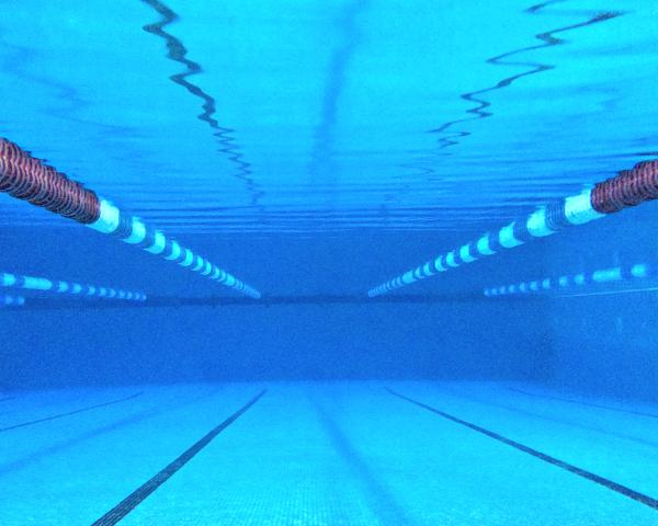 pool underwater